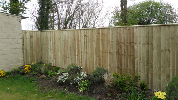 Crofty Shed Centre Wooden Fencing Range